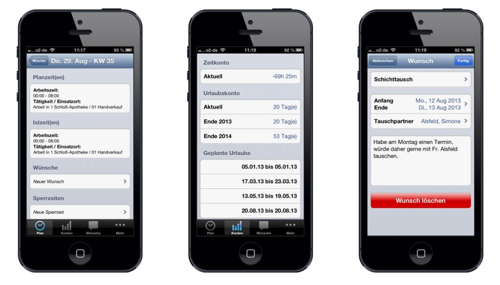 MEP24team für iOS und Android